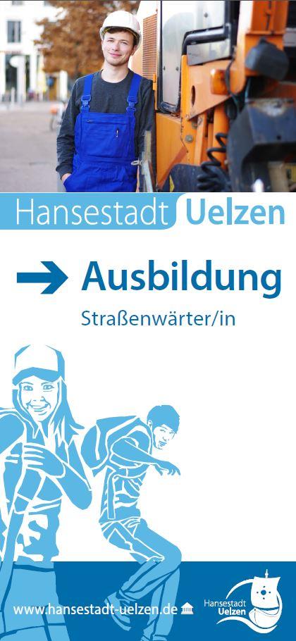 Ausbildung Straßenwärter Titelbild