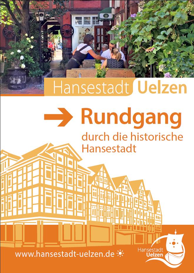 Titelseite Broschüre Historischer Rundgang