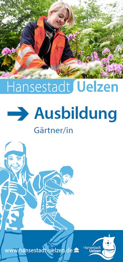 Titel Faltblatt Gärtner