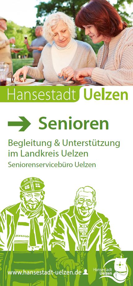 Titel Faltblatt Seniorenbegleiter