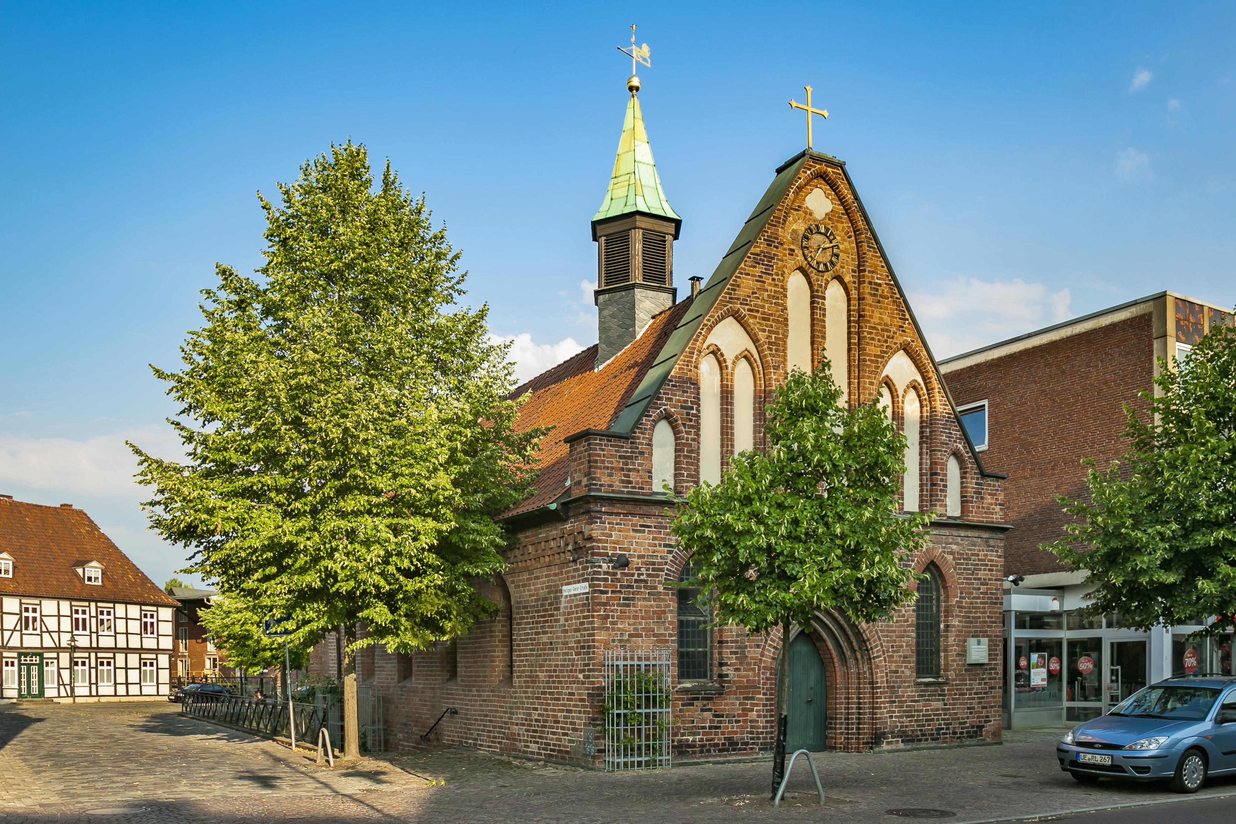 Heiligen-Geist-Kapelle