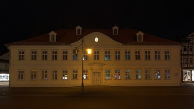 Earth Hour - altes Rathaus