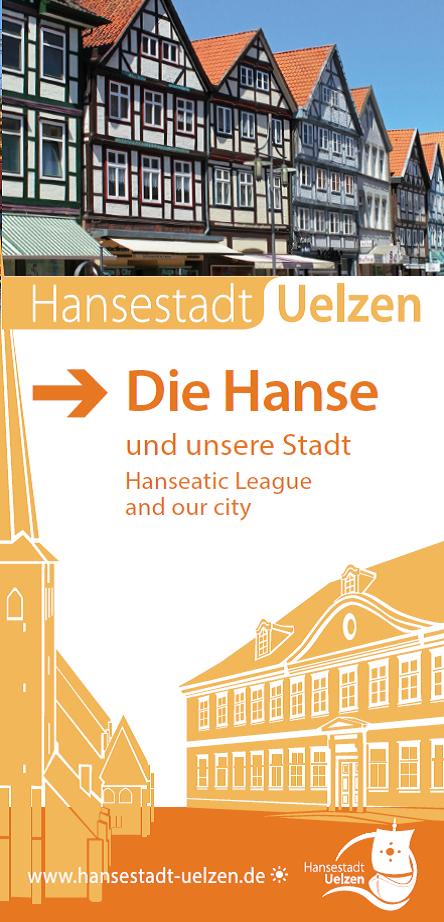 Titel Faltblatt Hanse