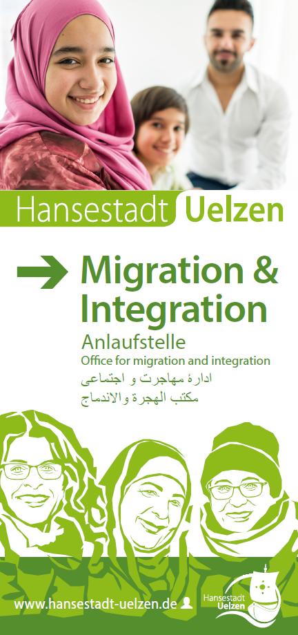 Titel Faltblatt Migration