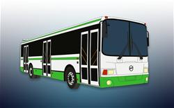 Bus als Vorschau